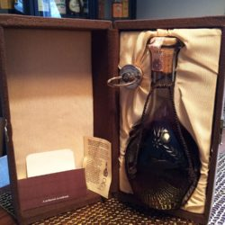 wild turkey wedgewood decanter 8 year box