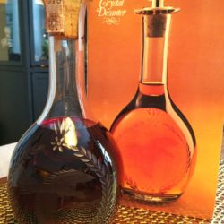 wild turkey wedgewood decanter 8 year front