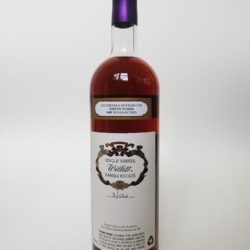 willett 10 year bourbon barrel 1643 liquor world toddy's - back