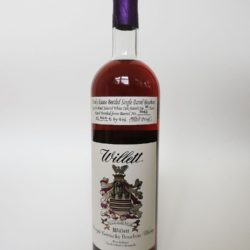 willett 10 year bourbon barrel 1643 liquor world toddy's - front