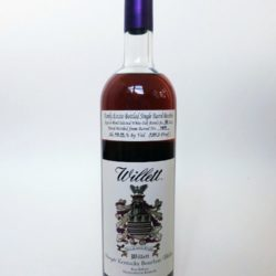 willett 10 year bourbon barrel 1401 binny's - front