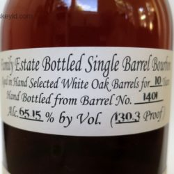willett_10yr_barrel_1401_front_label