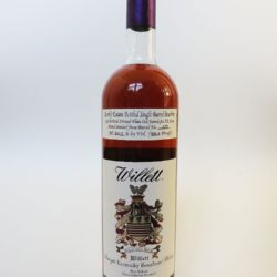 willett bourbon 13 year barrel 377 time out front