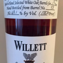 willett_17_year_bourbon_barrel_58_mikes_whiskey_handel_front_label