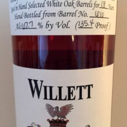 willett_18_year_bourbon_barrel_66_front_label