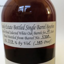 willett_21_barrel_c13a_front_label