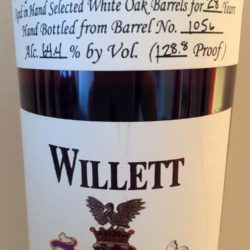 willett_28_year_bourbon_barrel_1056_front_label