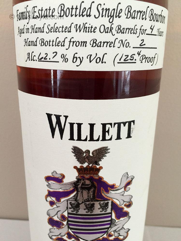 willett_4_year_bourbon_barrel_2_toddys_dugz_front_label
