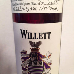 willett_family_estate_17_year_bourbon_barrel_1605_front_label