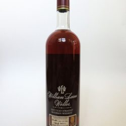 william larue weller bourbon 2005 - front