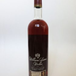 william larue weller bourbon 2009 - front