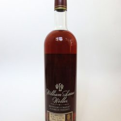 william larue weller bourbon 2010 - front