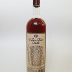 william larue weller bourbon 2014 back